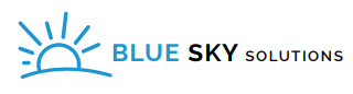 Blue Sky Custom Software Solutions Logo